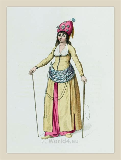 ottoman empire fashion an attendant of the harem traditional turkish women s