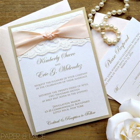 ivory wedding invitations uk unique wedding invitation ivory wedding invitation design