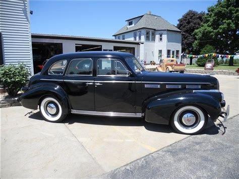 cadillac touring sedan 1940 cadillac lasalle classic touring sedan for sale
