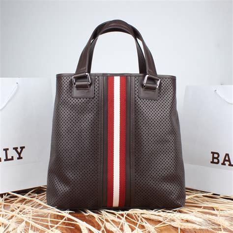 Bally Bag 01 Sekat 2 全台唯一bally超值 率性直立手提包