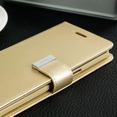 Walet Premium Gold Berkualitas mercury rich diary samsung galaxy note 7 premium wallet gold