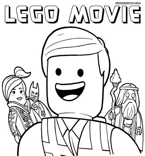 coloring pages lego movie emmet lego movie emmet and friends emmet lego coloring page