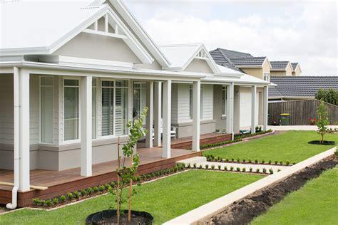 australian home design styles australian htons style facade good looking house