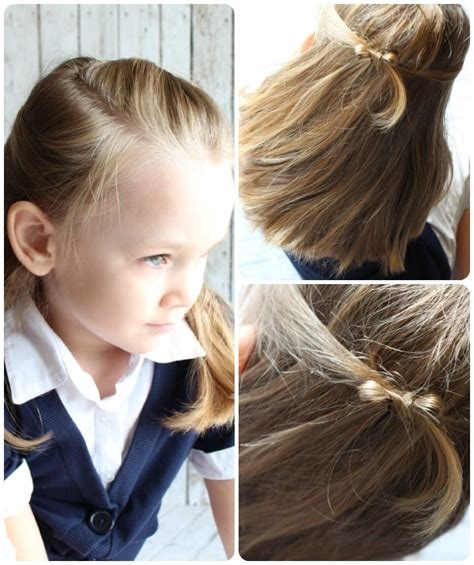 hairstyles for girls easy easy hairstyles for little girls 10 ideas in 5 minutes