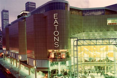 Patio Idea by The Eaton Centre Turns 35 Years Old