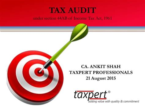 professional tax under which section tax audit under section 44ab guidance note on tax audit