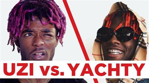 lil yachty vs lil boat lil uzi vert vs lil yachty youtube