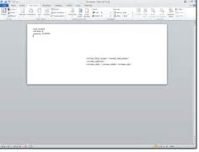 envelope template how to create a mail merge envelope template in word 2013