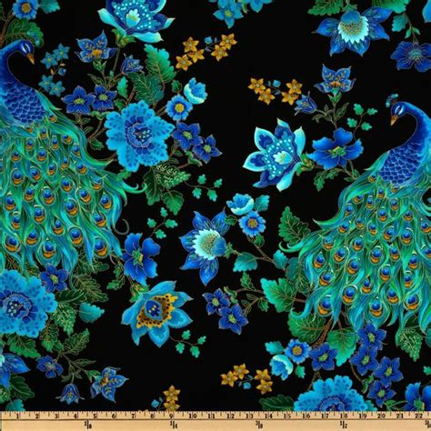 Peacock Quilt Fabric by 463 Best Images About Fabric On