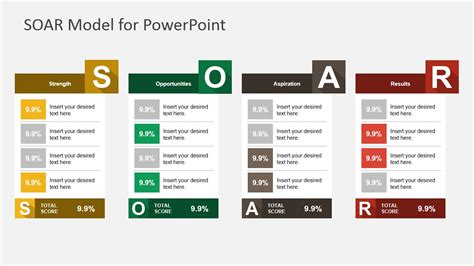 soar model powerpoint template slidemodel