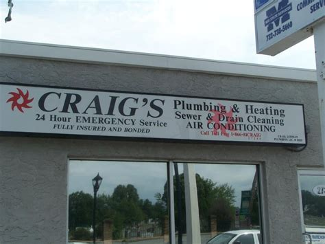 Plumbing And Heating Nj by Craig S Plumbing And Heating Plumbing 275 New
