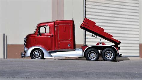 Dump Truck With Sleeper by 1939 Gmc Coe Dump Truck Sleeper Cab Hydraulic Bed For
