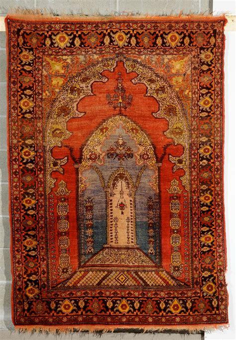 tappeto preghiera tappeto anatolico a preghiera inizio xx secolo tapis