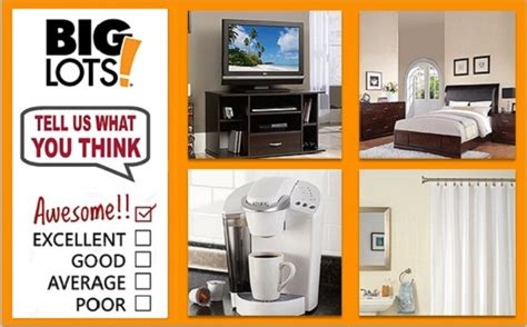 Lots Of Prizes Sweepstakes - big lots guest experience survey sweepstakes sweepstakesbible