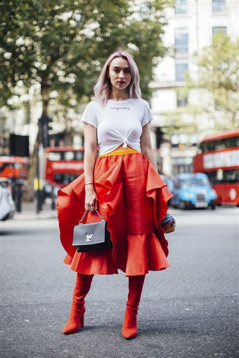 pinterest spring summer fadhion and style london fashion week street style spring 2018 wardrobe
