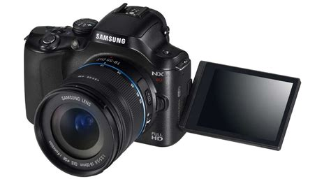full hd video camera newly announced samsung nx20 nx210 nx1000 compact system