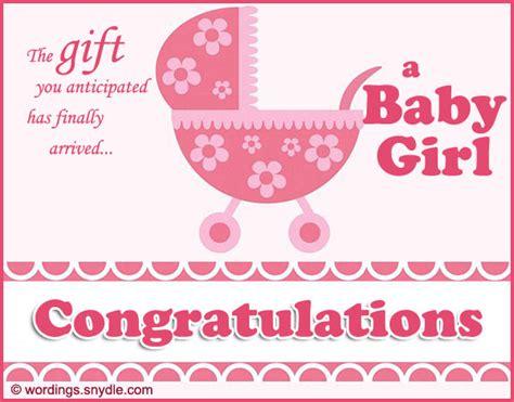 baby girl card buzz ideazz