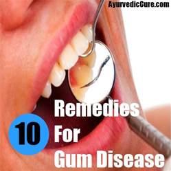 periodontal disease home treatments effective home remedies for gum disease