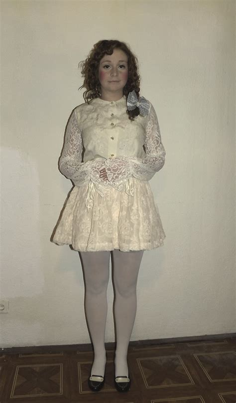 porcelain doll costume 27 best images about on