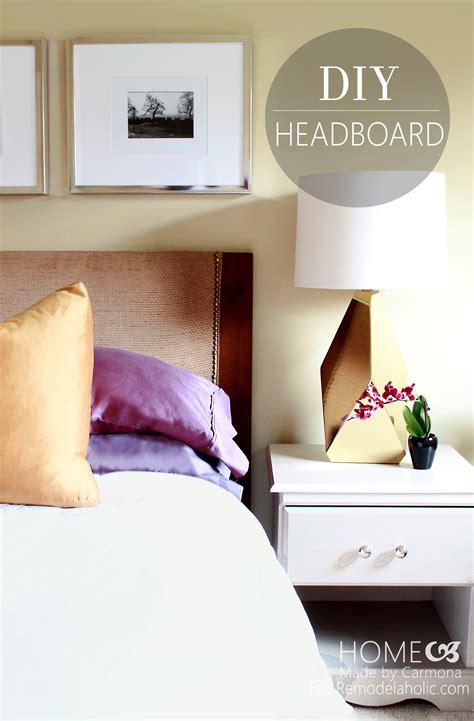 how to turn a door into a headboard remodelaholic how to turn a door into a stylish headboard