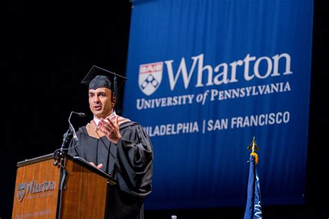 Mba Graduate Programs In San Francisco by The Wharton School Mba For Executives San Francisco