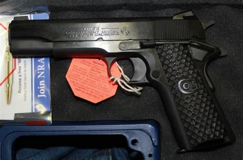 Humm3r Freed Black Original 39 44 colt 1911 government pistol 38 5in 9rd black sights 1 of 300 talo 1099 free s h