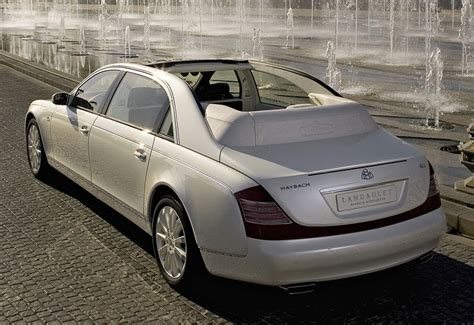 2007 maybach 62s landaulet specifications photo price
