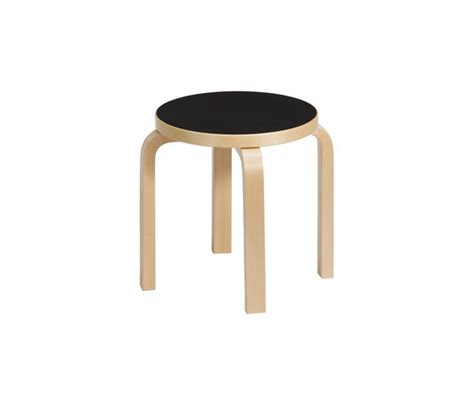 Black Stool Child by Children S Stool Ne60 Stools From Artek Architonic