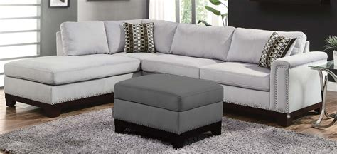 coaster sectionals coaster mason sectional sofa blue grey 503615 at
