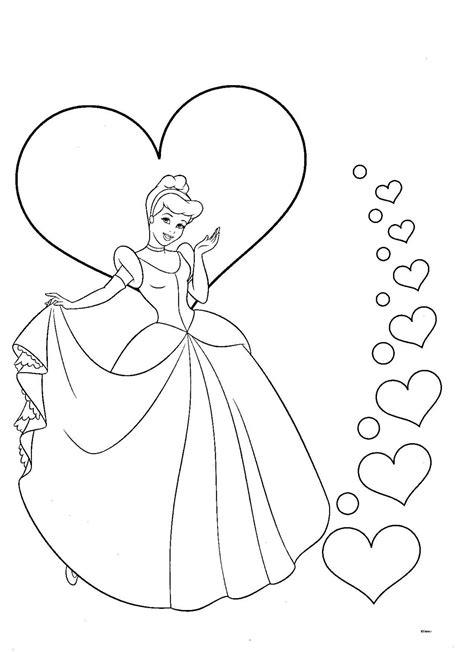 Dibujos De Princesas Para Colorear P Gina 2 | dibujos para colorear pintar imprimir princesas