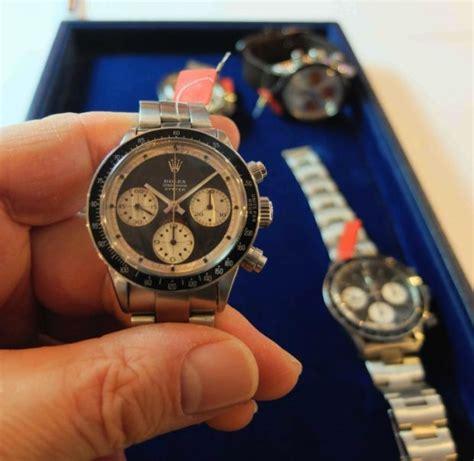 Une Rolex Daytona Paul Newman à plus d?un million d?euros !   Le Guide des Montres