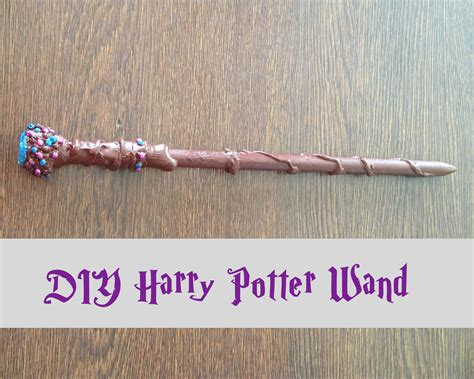 How To Make Harry Potter Wands Out Of Paper - diy harry potter wands