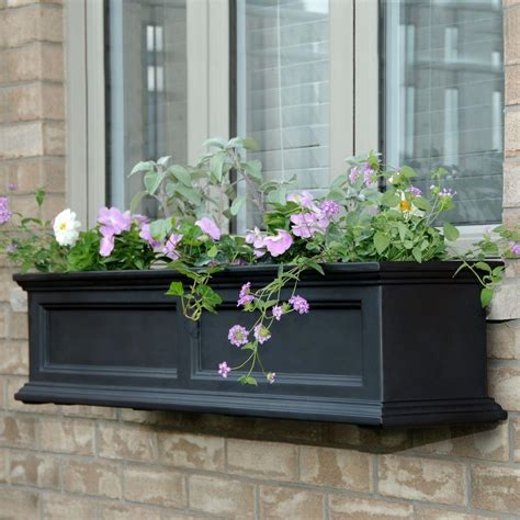 window box baskets window boxes pots planters garden center the home