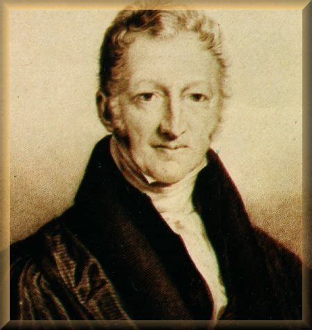 biography the english economist thomas robert malthus the malthusian fable jellyfishcoolman s blog