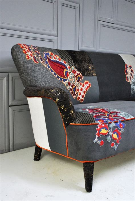Patchwork Furniture - 25 best ideas about patchwork chair on