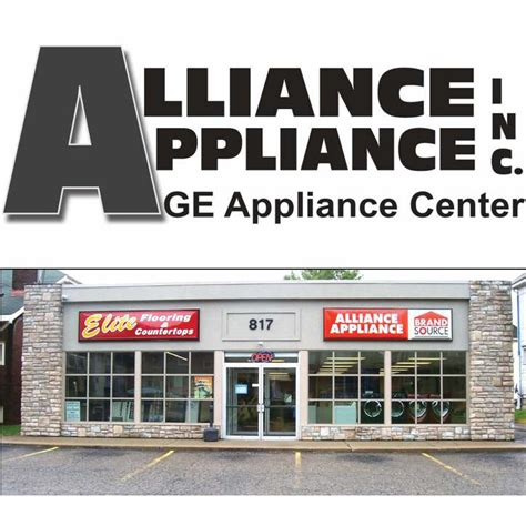 Panda Garden Alliance Ohio by Alliance Appliance Center In Alliance Oh Whitepages