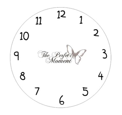 printable paper clock dials 45 best printable clock faces images on pinterest clock