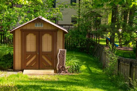 a shed adds value to your home a shed usa