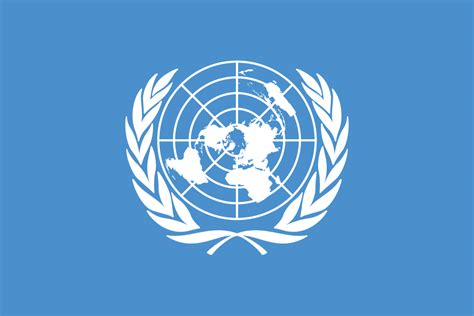 Home Design Stores New York by United Nations Flag Flag Of The United Nations