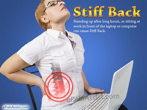 Best Mattress For Stiff Back by Stiff Back Stretches To Relieve Stiffness Of Back