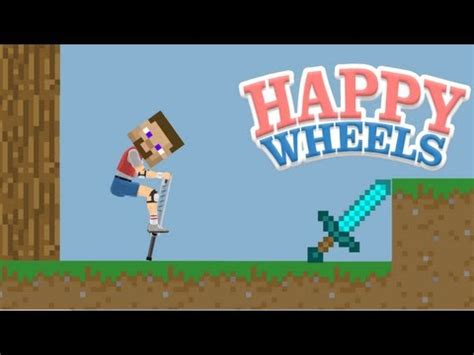 happy wheels full version minecraft black and gold games happy wheels zackscottgames part 1