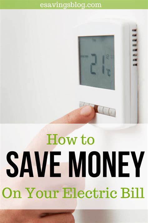 how to save on your heating bill room in room bed tent save money on electricity esavingsblog