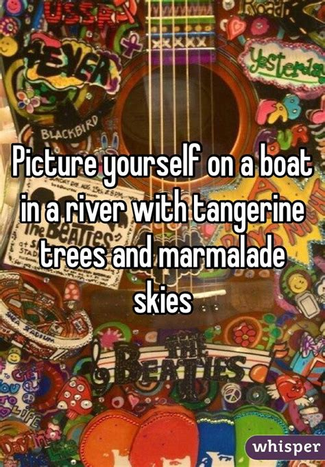 picture yourself in a boat on a river picture yourself on a boat in a river with tangerine trees