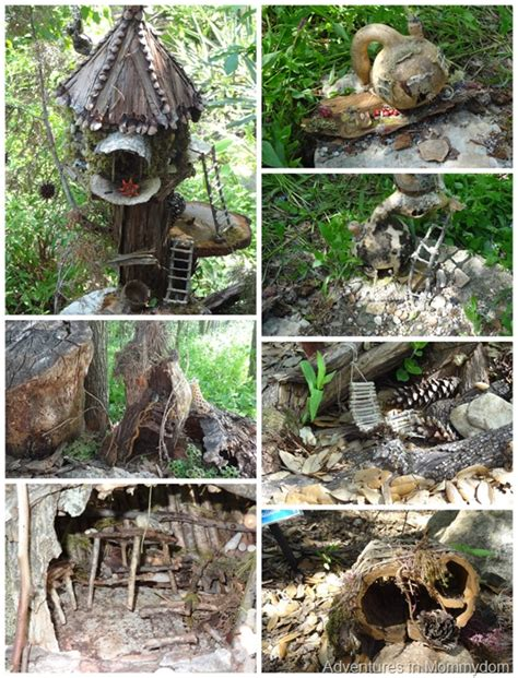 how to make a fairy house making fairy houses