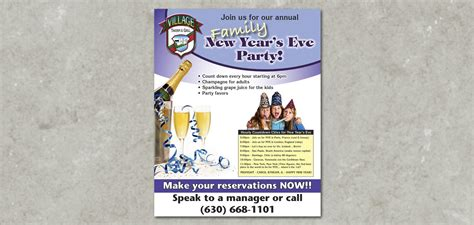 poster for new year poster design new year s tavern grill