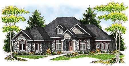 french country ranch house plans french country ranch home plan