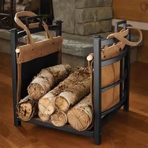 log carrier and holder home log carrier