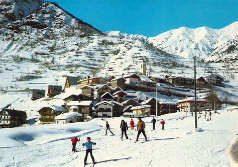 bagni di vinadio bagni di vinadio lost lift sciare nel passato