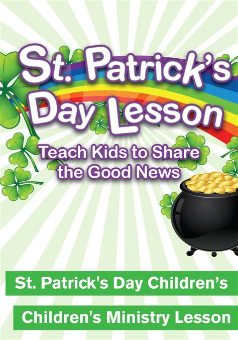s day lesson teach about their faith with this st