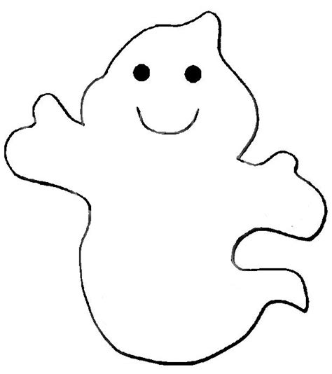 ghost template printable templates